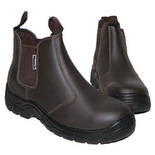 Load image into Gallery viewer, Pinnacle AUSTRA Safety Boots - Chelsea Brown