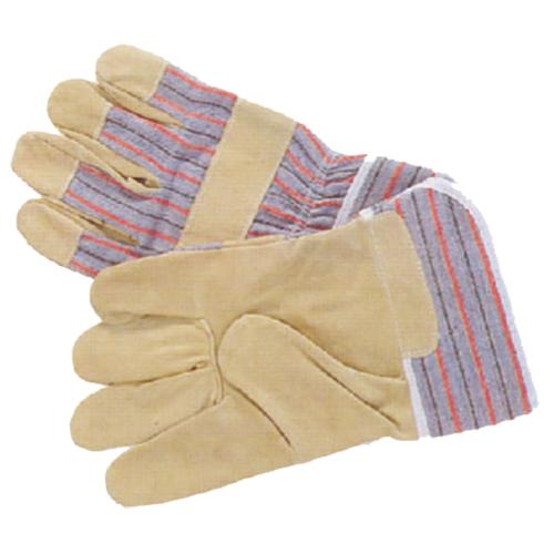 Candy Strip Glove Pig Skin