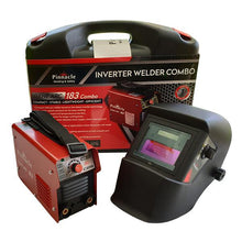 Load image into Gallery viewer, Pinnacle Gene ARC 183 Welding Machine Combo Kit 160 Amp