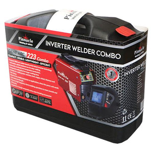Gene ARC Welding Combo Carry Case