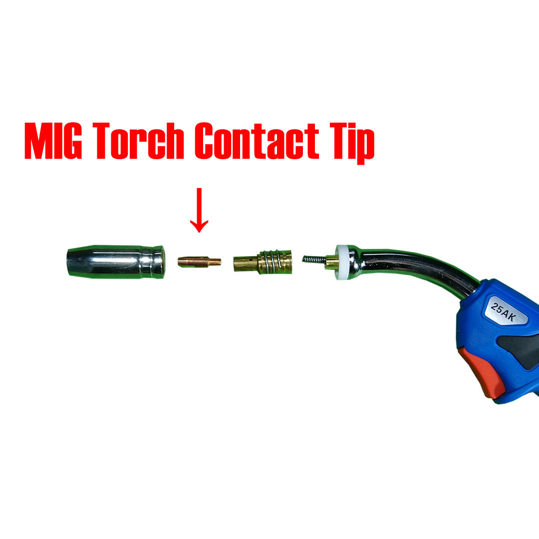 Pinnacle M6 MIG Torch Contact Tip (Pack of 20's)