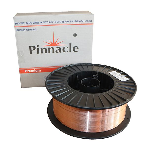 5kg Pinnacle 0.8mm Xtraweld 2 Premium MIG Welding Wire - ER70S