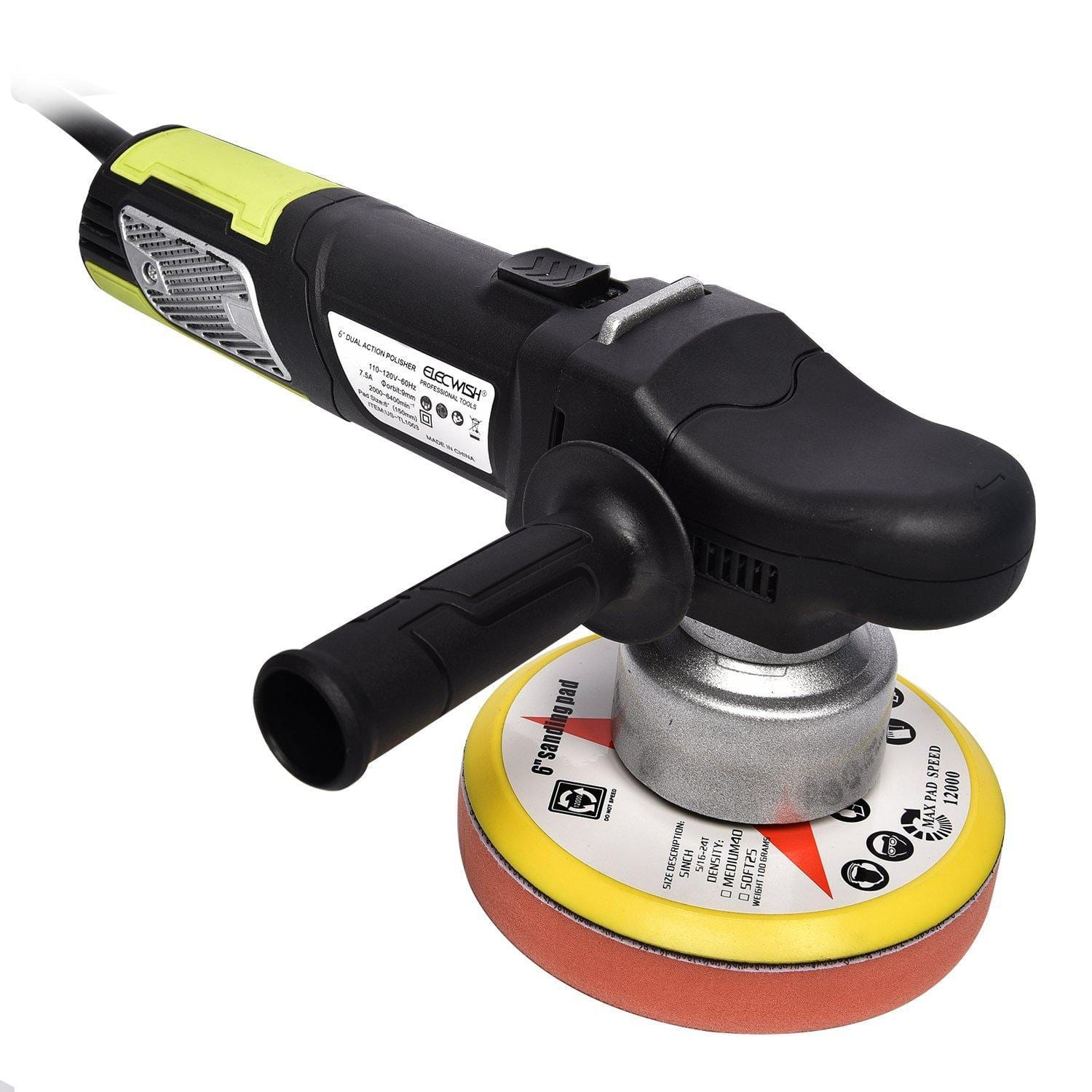 6-Inch 900W Car Buffer Polisher