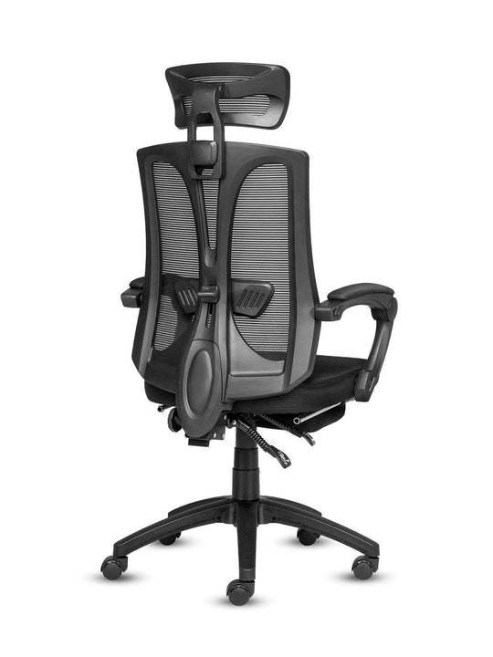 ELECWISH Ergonomic Office Recliner Mesh Chair
