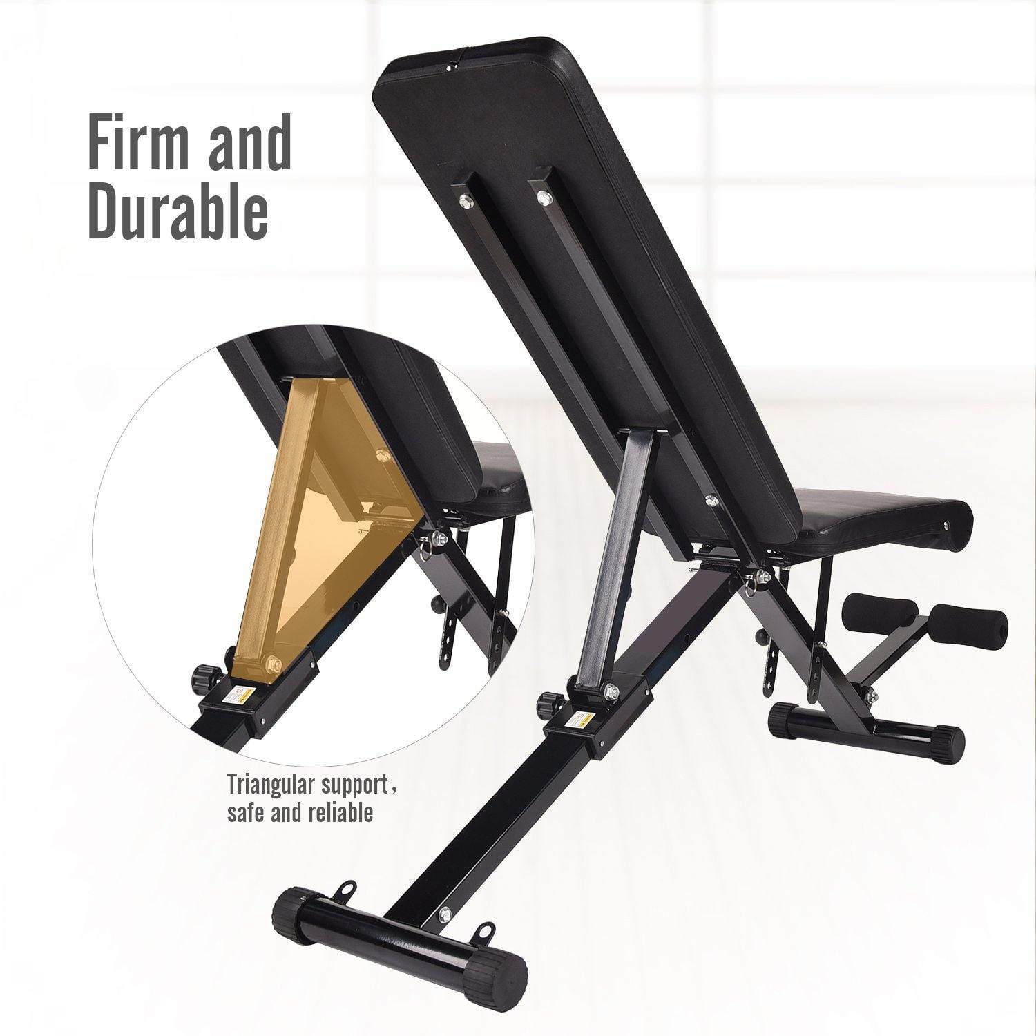 Strength Training Adjustable Benches - Elecwish