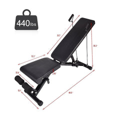 Strength Training Adjustable Benches