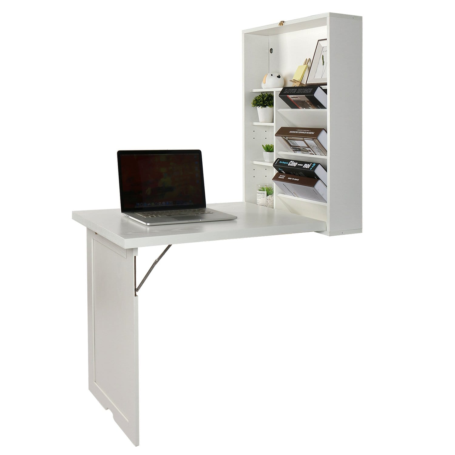 PULUOMIS Wall Mounted Table