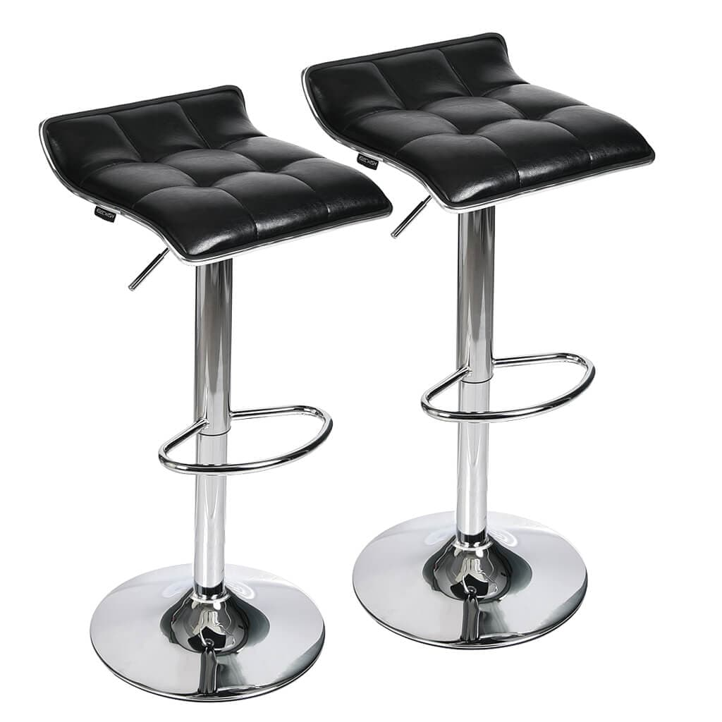 PULUOMIS  Bar stools (Set of 2)