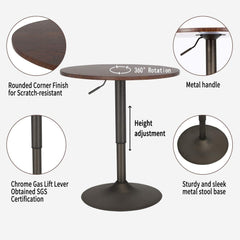 Round Bar Table - Elecwish