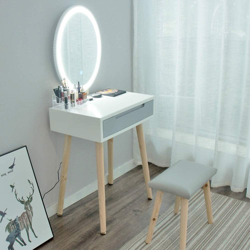 Makeup Dressing Table Set