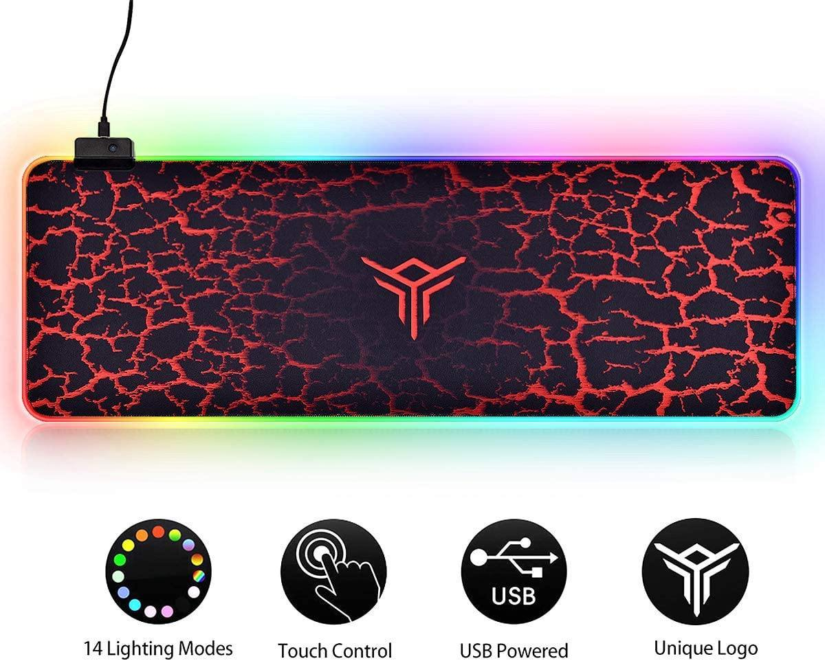 Large RGB Mousepad