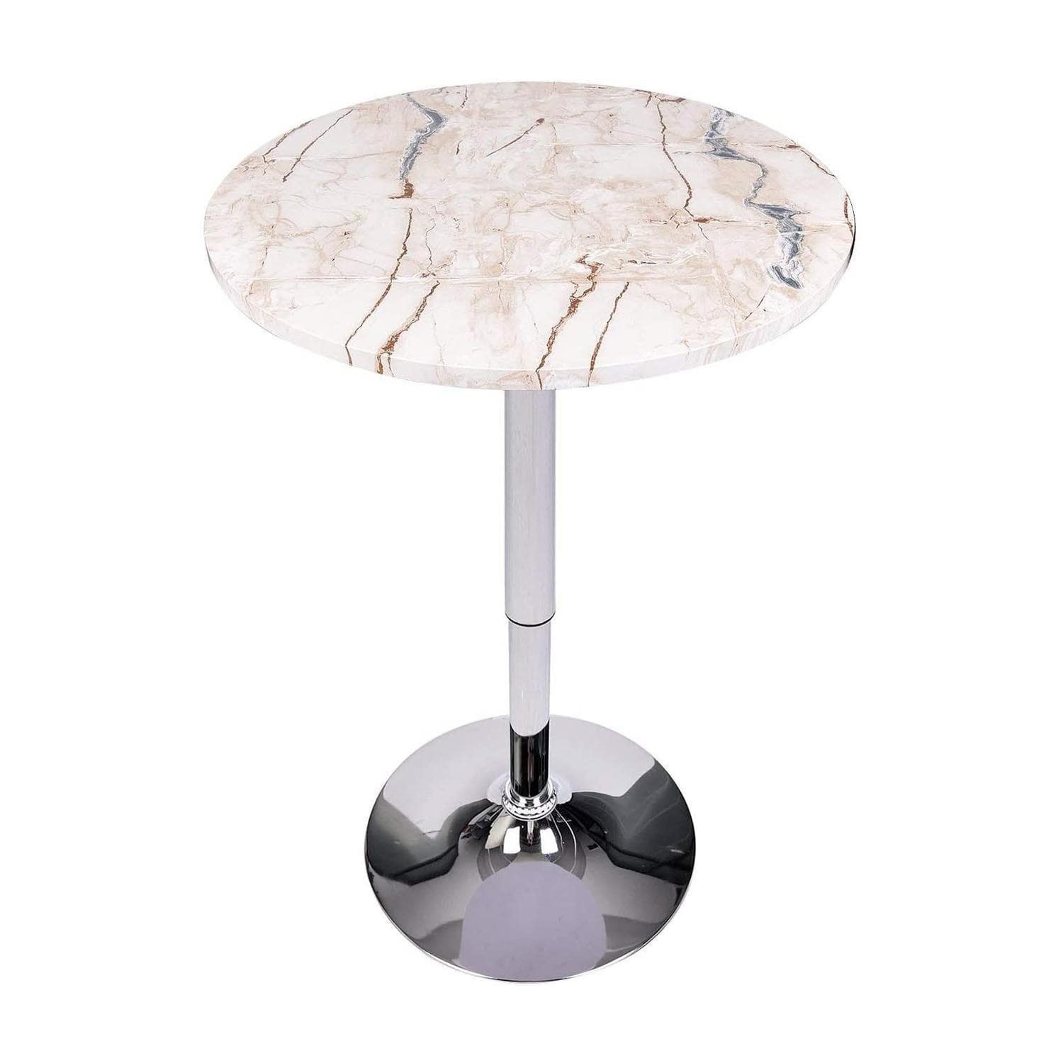 PULUOMIS  Round Kitchen Bar Table