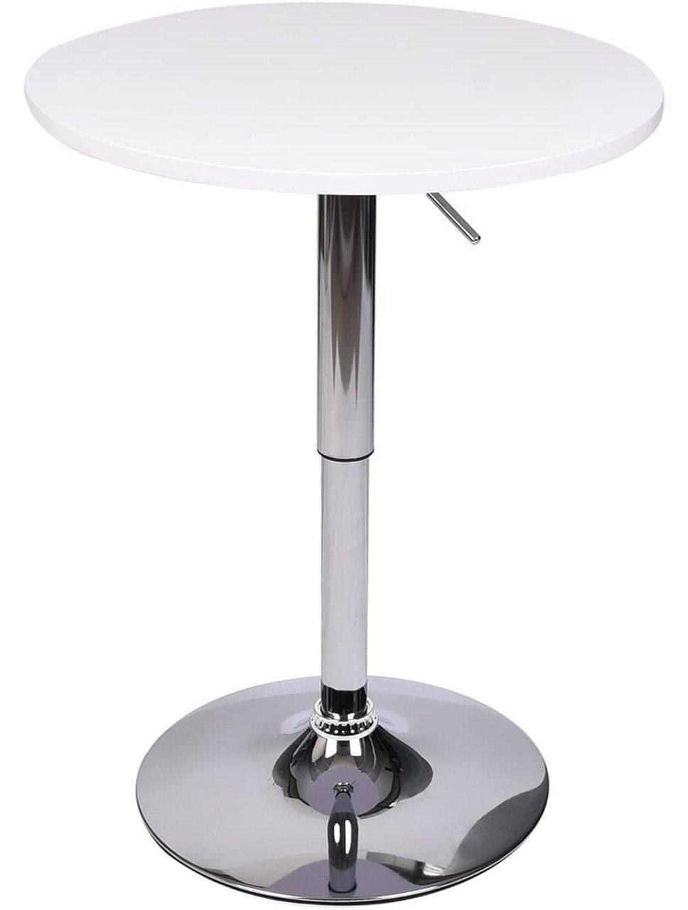 Round Kitchen Bar Table