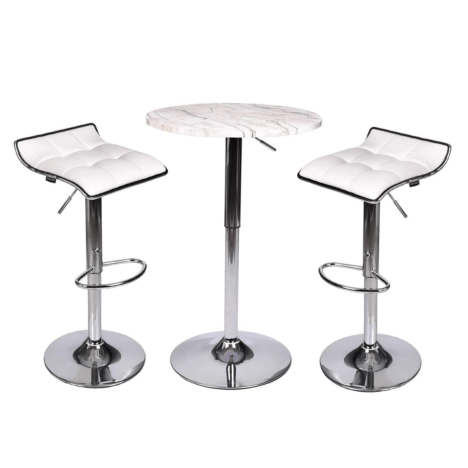 PULUOMIS  Marble Bar Set