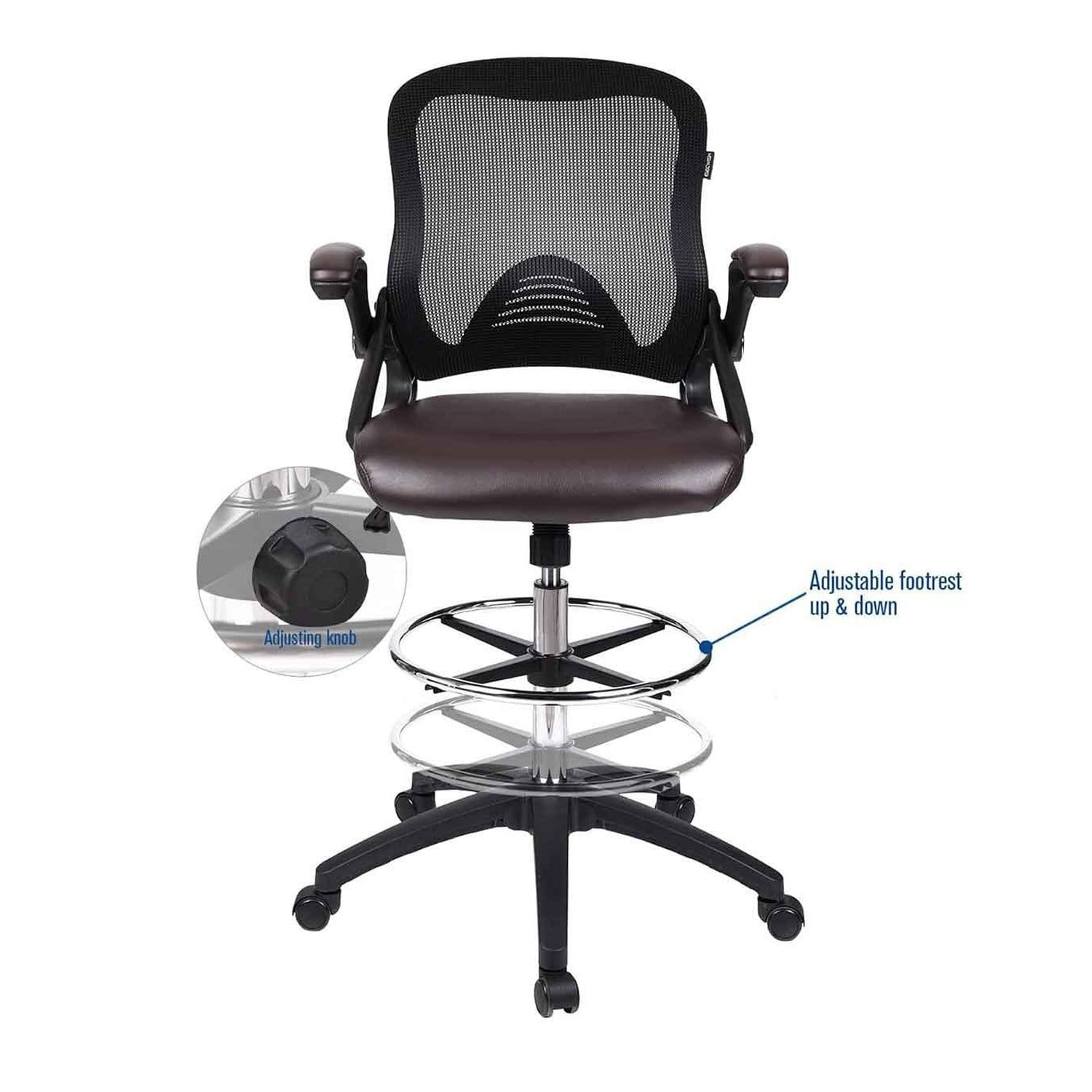 ELECWISH Drafting Chair