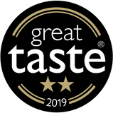 Great Taste 2-Star Award Winner 2019
