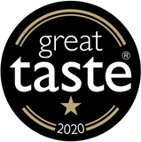 1-Star Great Taste Award 2020