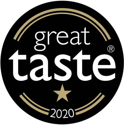 Great Taste 1-Star Award Winner 2020