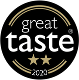 Great Taste 2-Star Award Winner 2020