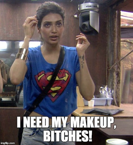 10 Things You Should Never Say To A Woman About Make Up!
