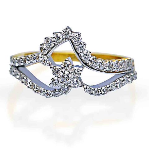 HEADSTONE DIAMOND RING