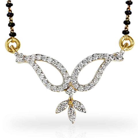 LOVELY DIAMOND MANGALSUTRA