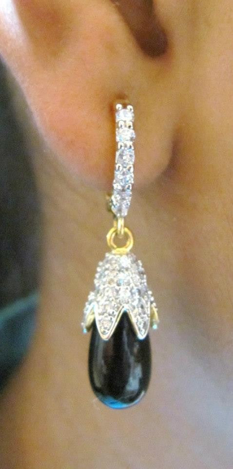 DI303 Diamontic Earrings