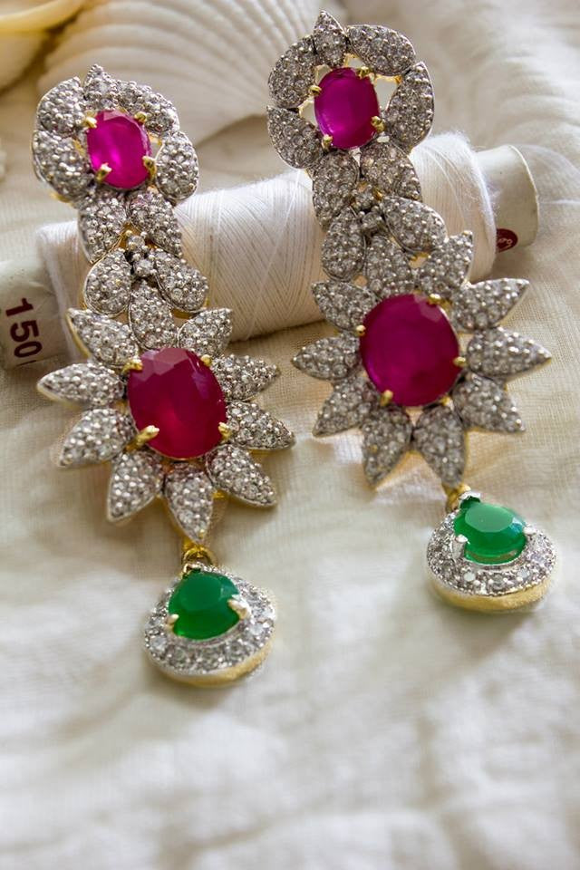 Diamontic Earrings DI425