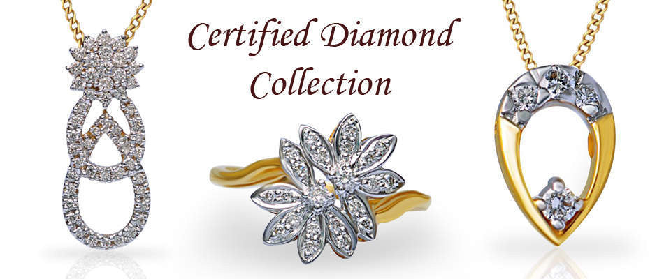Certified Diamond Collection