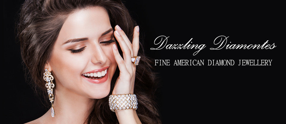 Fine American Diamond Jewelry