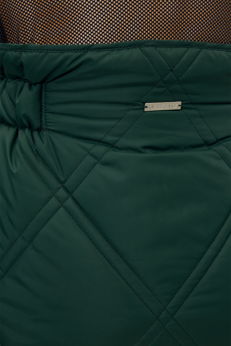 NEBESITE SKIRT - GREEN
