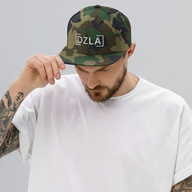 DZLA 'Go Big or Go Home' Snapback Hat