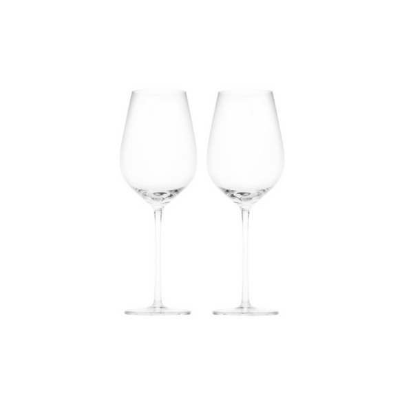 Crystal Sommelier Red Wine Glass, Pair