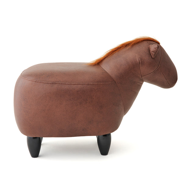 Classic Safari Ottoman Series – Stallion