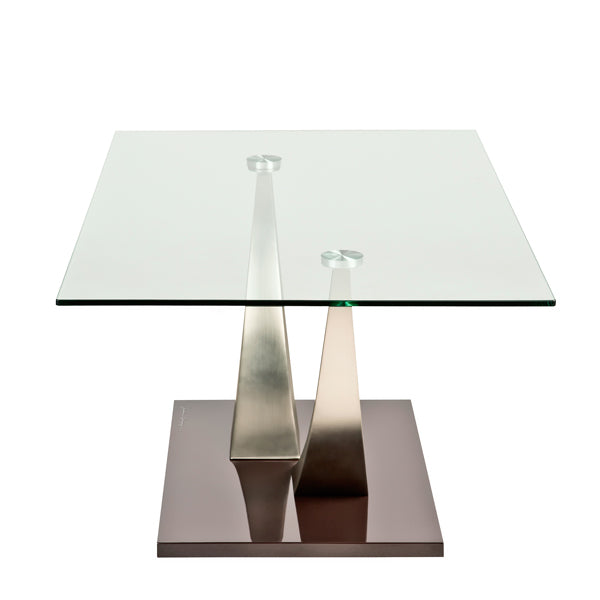 Waldorf Glass Coffee Table