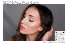 Load image into Gallery viewer, BAQE Full Face Glow Palette