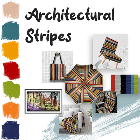 Architectural Stripes Collection