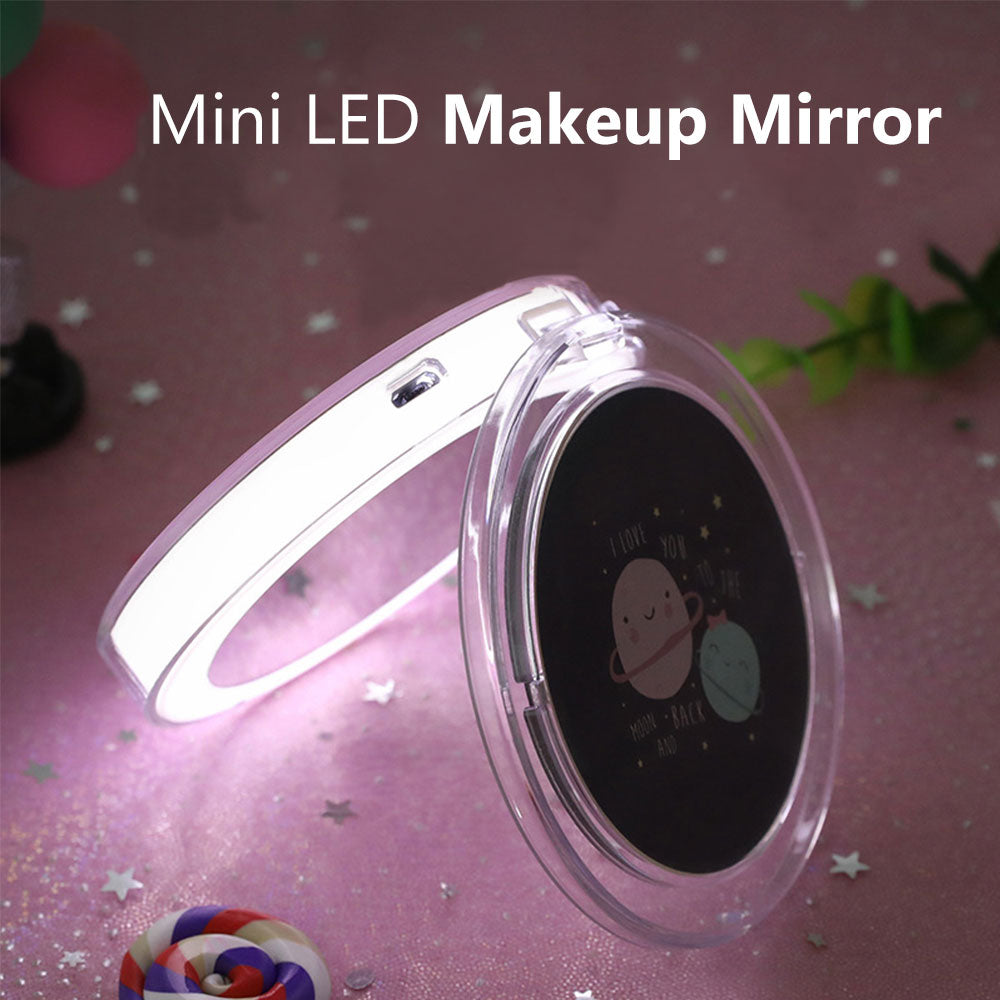 Other Mini LED Makeup Mirror - Look 4 Lifestyle