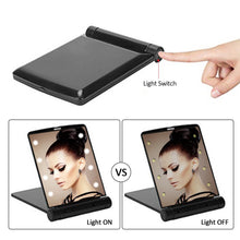 Load image into Gallery viewer, LED Portable Makeup mirror - Look 4 Lifestyle