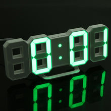 Load image into Gallery viewer, Green / United Kingdom LED Digital Electronic Desktop Clock - Look 4 Lifestyle