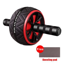 Load image into Gallery viewer, Black / Other Abdominal wheel & Kneeling pad - Look 4 Lifestyle