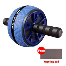 Load image into Gallery viewer, Blue / United States Abdominal wheel & Kneeling pad - Look 4 Lifestyle