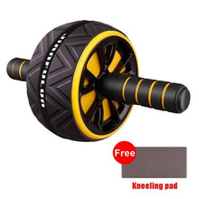 Load image into Gallery viewer, Yellow / Other Abdominal wheel & Kneeling pad - Look 4 Lifestyle
