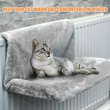 Load image into Gallery viewer, Gray / Other Luxury Pet Hammock - Look 4 Lifestyle