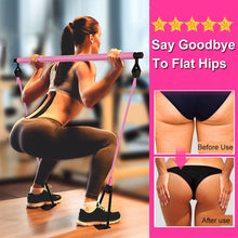 Load image into Gallery viewer, New Pilates Fitness Sport Bar - Look 4 Lifestyle