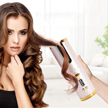 Load image into Gallery viewer, LCD Full Automatic Professional Hair Curler - Look 4 Lifestyle