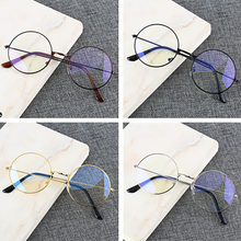 Load image into Gallery viewer, Anti-blue light Glasses Retro Round Frame - Look 4 Lifestyle