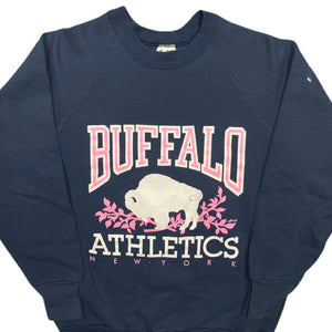 Vintage Buffalo New York Crewneck Size Medium