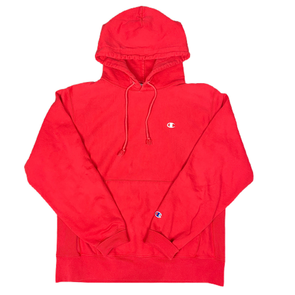 Champion Reverse Weave Hoodie Size Medium