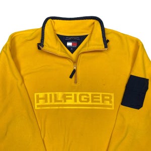 Vintage Tommy Hilfiger Fleece Fits Large